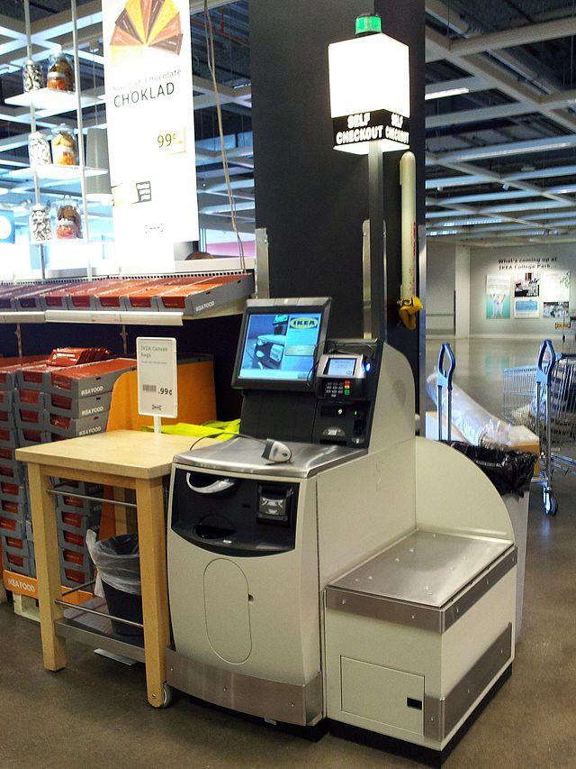 https://upload.wikimedia.org/wikipedia/commons/thumb/5/51/IKEA_College_Park_self_checkout.jpg/640px-IKEA_College_Park_self_checkout.jpg