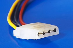 http://upload.wikimedia.org/wikipedia/commons/thumb/3/31/Molex_female_connector.jpg/250px-Molex_female_connector.jpg