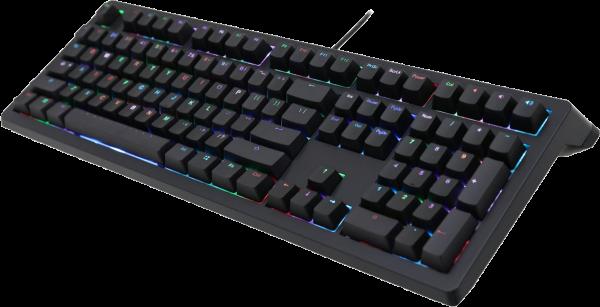 De Ducky Shine 5 met Cherry MX RGB toetsen.