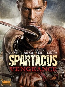 Spartacus: Blood and Sand (2010)