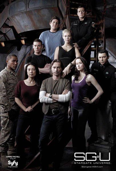 SGU Stargate Universe (2009–2011)