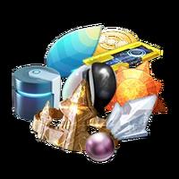 Evolution Items