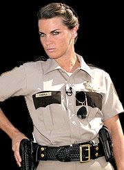Deputy Cherisha Kimball
