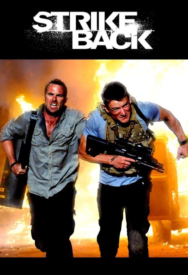 Strike Back (2010)