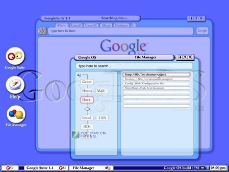 Google OS