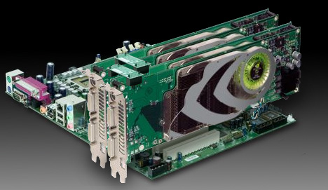 nVidia Quad SLI
