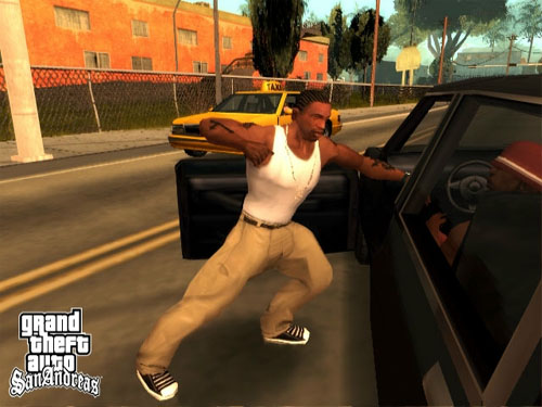 Gta San Andreas PC RiP 605 Mb  only + Saved Game one 1 L!Nk