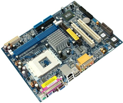 KOOPJE: Asrock socket A K7S41GX (VGA, DDR1) mainboard, refurbished
