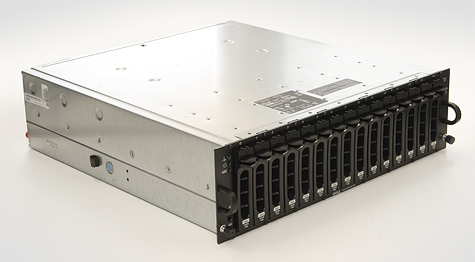Dell PowerVault MD1000 SAS disk array