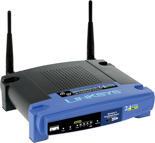 Cisco Linksys WRT54G V5