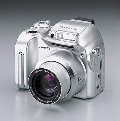 Fujifilm FinePix 2800 Zoom (groot)