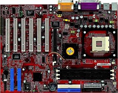 MSI 845 Pro2R