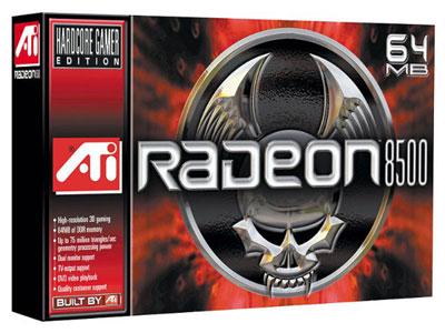 Radeon 8500