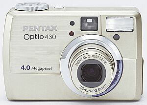 Pentax Optio 430