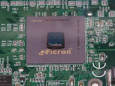 Micron Copperhead chipset