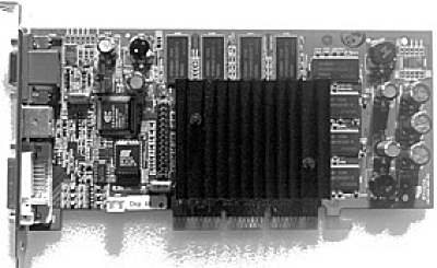 GeForce3 Ti200 kaart