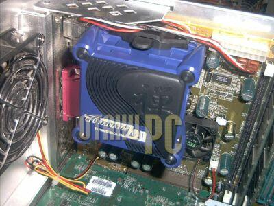 TS Heatronics ZEN geinstalleerd