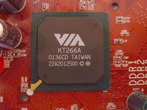 VIA KT266A chipset