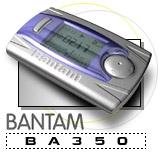 Bantam BA350 MP3 player