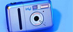 Intel Pocket Digital PC Camera