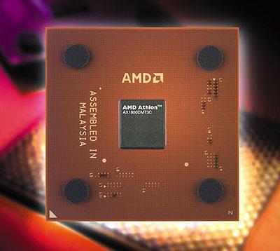 AMD Athlon XP - Groot, achtergrond