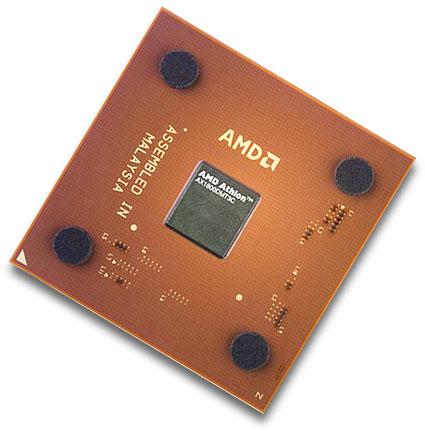 AMD Athlon XP - Groot, vrijstaand