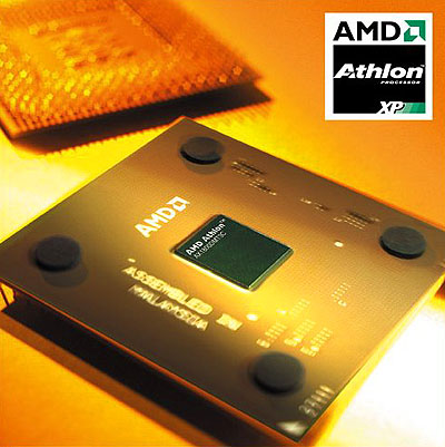 AMD Athlon XP perspic (groot)