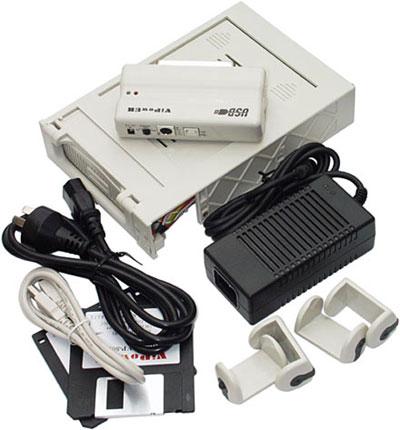 Vipower VP-8058 USB MobileRack
