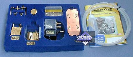 InfiniPro AquaCool waterkoeling kit