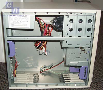 Antec SX635 kast