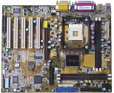 Asus P4T-E i850