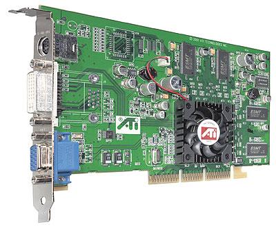 ATi Radeon 7500 persfoto (verouderd)