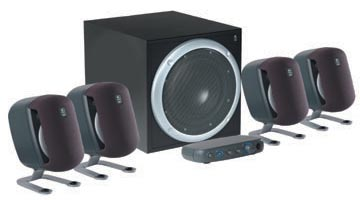 Logitech Z560 speakerset