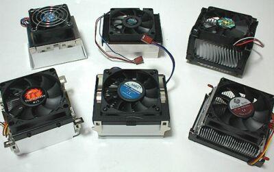 Pentium 4 Socket 478 koelers