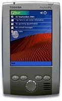 Toshiba Pocket PC e570