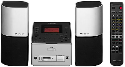 Pioneer X-HD1 Digital Jukebox