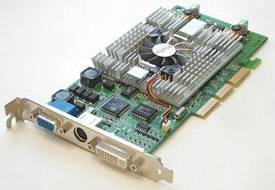 Leadtek GF3 WinFast Ti500