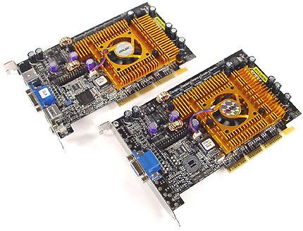 Asus V8200T5 GeForce3 Ti500 Pure en Deluxe