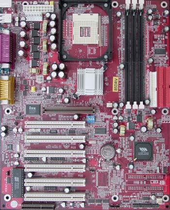 Soltek 85DRV Pentium 4 (P4X266)