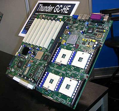 Tyan S4520 Thunder GC-HE (groot)