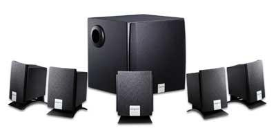Creative Inspire 5300 5.1 speakerset