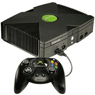 Xbox met controller