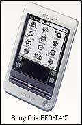 Sony Clie PEG-T415