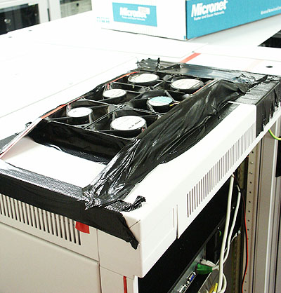 Server upgrades 21 nov: koelmuur