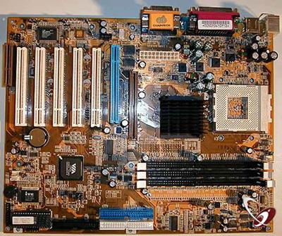 Chaintech 7VJDA KT266A