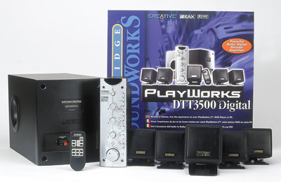 Playworks DTT3500