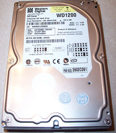 Western Digital WB1200BB