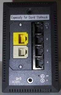 3Com NJ100 switch