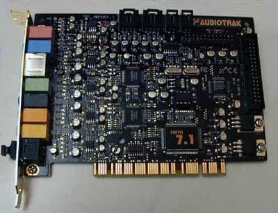 Audiotrak Maya 7.1 Gold