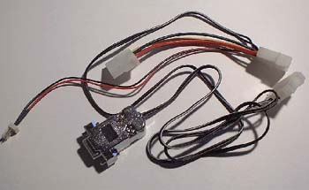 Softwarematig bestuurbare fancontroller